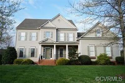 Glen Allen Single Family Home For Sale: 12040 Stonewick Place