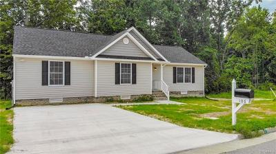 South Chesterfield Single Family Home For Sale: 10001 River Road