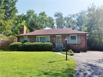 Henrico Single Family Home For Sale: 8221 Adrian Drive
