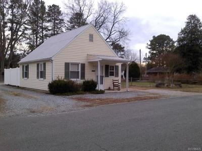 Hanover County Rental For Rent: 8139 Atlee Road