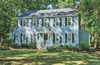 Chesterfield Single Family Home For Sale: 14006 Two Notch Court