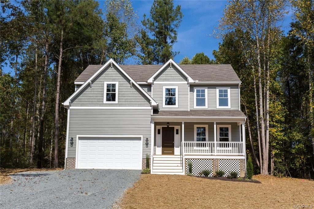 4 bed/3 bath Home in Chesterfield for $260,000