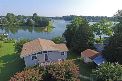White Stone Single Family Home For Sale: 345 Bay Drive