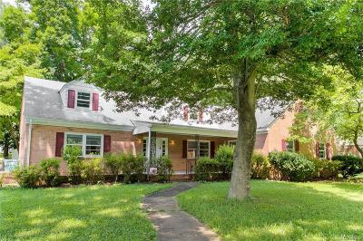 Henrico County Single Family Home For Sale: 112 Danray Drive
