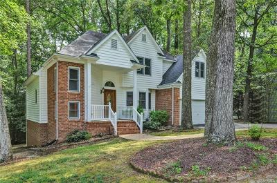 Chester Single Family Home For Sale: 4509 Twin Cedars Road