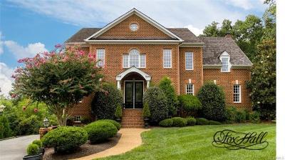 Henrico County Single Family Home For Sale: 12929 Holmbank Lane