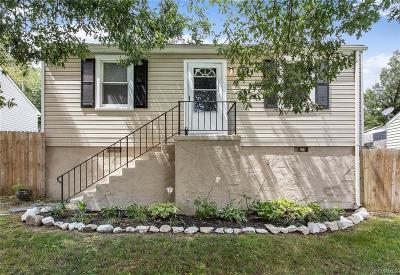 Richmond Single Family Home For Sale: 4703 Castlewood Road