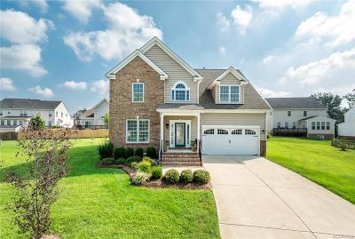 Chesterfield Single Family Home For Sale: 12007 Lavender Court