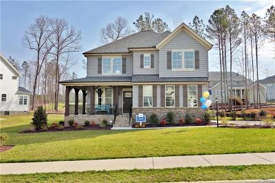 Chesterfield Single Family Home For Sale: 8112 Hartridge Drive