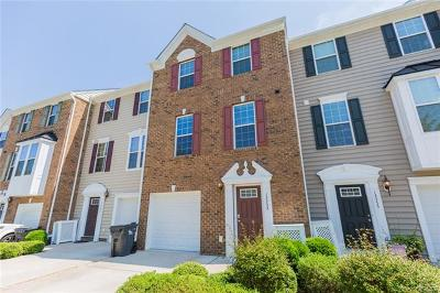 Midlothian Condo/Townhouse For Sale: 13353 Diamond Ridge Drive