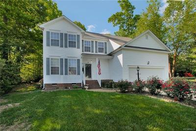 Chester Single Family Home For Sale: 5607 Arbor Point Terrace