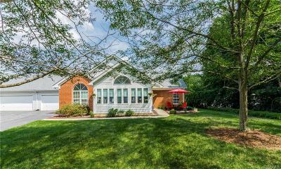 Chester Single Family Home For Sale: 3240 Stone Manor Circle