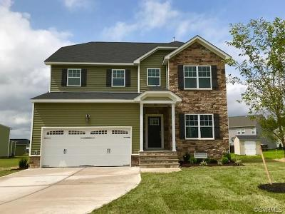 Henrico Single Family Home For Sale: 3504 Ravenscraig Court