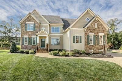 Glen Allen Single Family Home For Sale: 6600 Gadsby Park Terrace