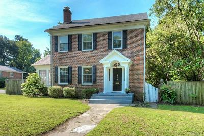 Petersburg Single Family Home For Sale: 900 West South Boulevard