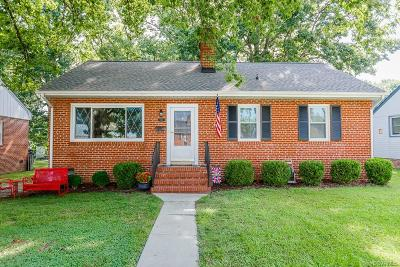 Henrico Single Family Home For Sale: 5517 Danley Lane
