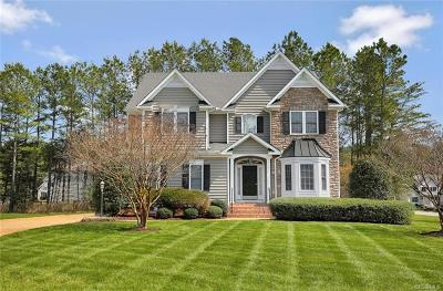 New Kent County Single Family Home For Sale: 4137 Virginia Rail Drive