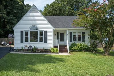 Henrico Single Family Home For Sale: 5661 Hard Rock Place