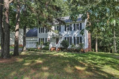 Chesterfield Single Family Home For Sale: 3001 Cove Ridge Road