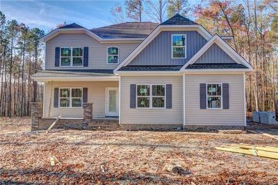 Hanover County Single Family Home For Sale: 11381 Poplar Gate Drive