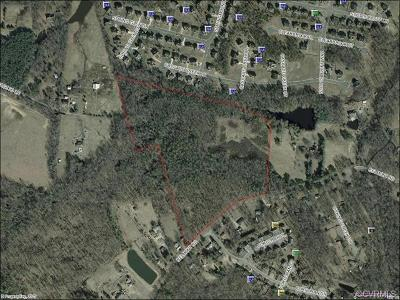 Chesterfield County Residential Lots & Land For Sale: 8800 Belmont Road