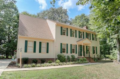 Chester Single Family Home For Sale: 6304 Old Wrexham Place