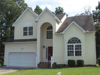 Chesterfield Single Family Home For Sale: 9313 Salix Grove Lane