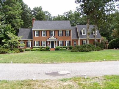 Chester Single Family Home For Sale: 12905 Scrimshaw Circle