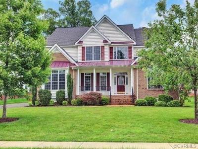 Glen Allen Single Family Home For Sale: 4605 Jalbert Drive
