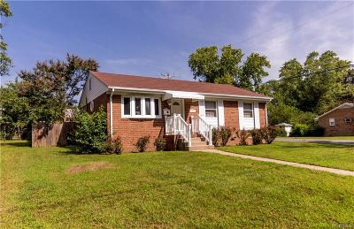 Henrico Single Family Home For Sale: 132 North Cedar Avenue