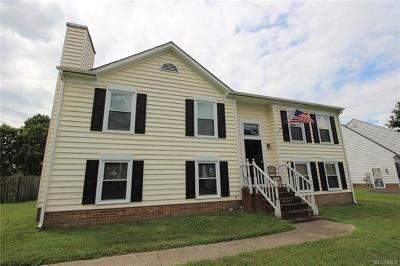 Richmond Single Family Home For Sale: 1541 Tree Ridge Road