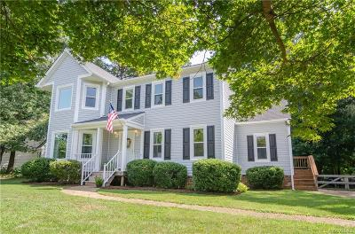 Chester Single Family Home For Sale: 11707 Perdue Terrace