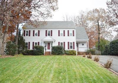Henrico Single Family Home For Sale: 2805 Glen Gary Drive
