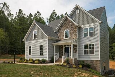 Powhatan County Single Family Home For Sale: 3610 Aston Trail