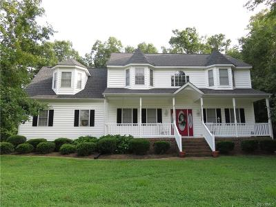 Chester Single Family Home For Sale: 649 Greyshire Drive