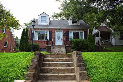 Colonial Heights Single Family Home For Sale: 322 Jackson Avenue