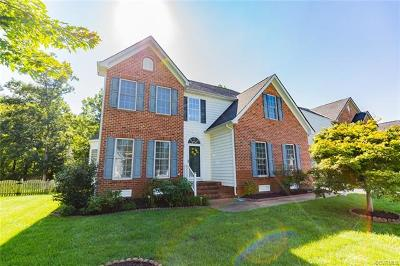 Mechanicsville Single Family Home For Sale: 11265 Silverstone Drive