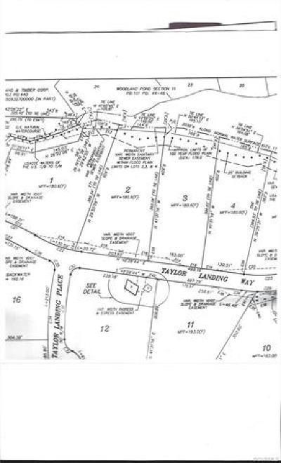 Chesterfield County Residential Lots & Land For Sale: 11330 Taylor Landing