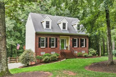 Powhatan VA Single Family Home For Sale: $299,950