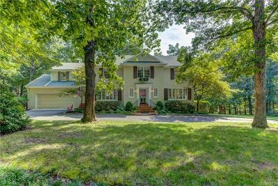 Henrico County Single Family Home For Sale: 201 Herndon Road