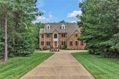 Chesterfield Single Family Home For Sale: 16647 Brattice Mill Road