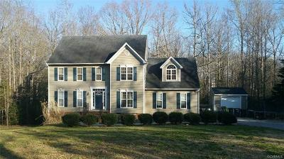 South Chesterfield Single Family Home For Sale: 20037 Ivan Road