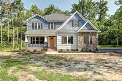 Mechanicsville Single Family Home For Sale: 4743 Wormleys Lane