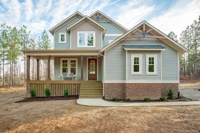 Powhatan Single Family Home For Sale: 3751 Mill Mount Place