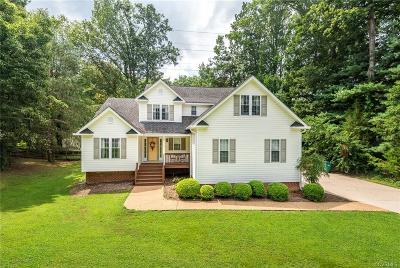 Richmond Single Family Home For Sale: 3024 Bicknell Road