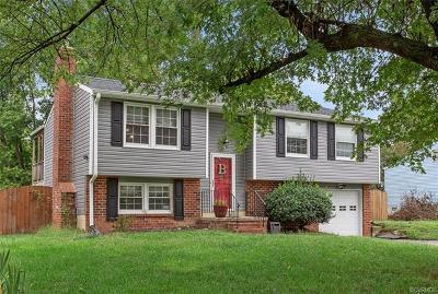 Glen Allen Single Family Home For Sale: 9330 Becton Road