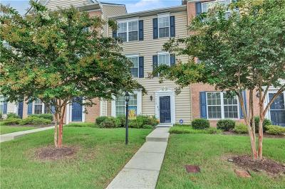 Chester Condo/Townhouse For Sale: 3118 Perdue Springs Lane