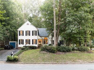 Mechanicsville Single Family Home For Sale: 10306 Berkeley Manor Drive
