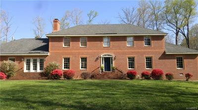 Goochland Single Family Home For Sale: 2 Lower Tuckahoe Road West