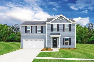 South Chesterfield Single Family Home For Sale: 5918 Brillhart Station Drive